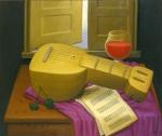 Still Life with Mandolin, 1998