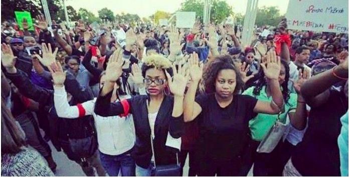 #BlackLivesMatter image via Instagram